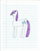 My Little Pony FIM Rarity (1) by justinandrew1984-01