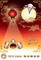 Mid Autumn Festival by yii