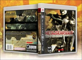MGS4 Cover's by Farkwind