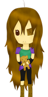 Gelly Doll     -png- by Geellick