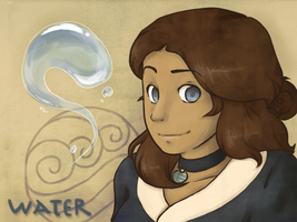 - Water - by Plumey