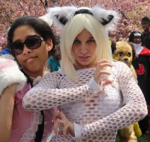 SakuraMatsuri '11White FoxIII by zer0guard