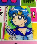 ACEO: Sailor Mercury by YuniNaoki
