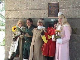 Russia and China ~ Hetalia A-Kon 23 by NewYearsQuartet