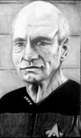 Jean Luc Picard by JimmiGilbi
