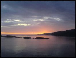 Scourie Sunset by DaisyBisley