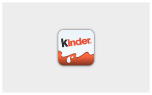 Kinder Surprise Icon by JoaoColombo