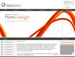 Flow Design Nr.1 by ALLYCOPTER