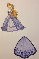 Adele Hertz's Princess dress from Role Play by GabiSaKuRa