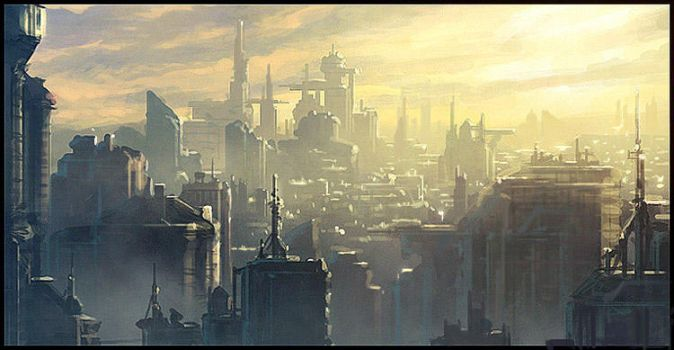 where are you Ridley ? by Raphael-Lacoste