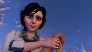 BioShock Infinite - ..come on! Let's go! by Nylah22