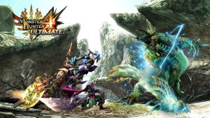 Monster Hunter 4 Ultimate wallpaper by zupertompa
