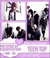 Teen Top - PHOTOPACK#04 by JeffvinyTwilight