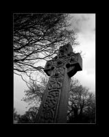 Celtic Cross by Zazone