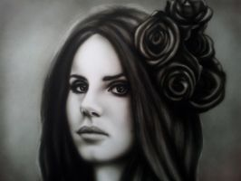Lana Del Rey by Retrodan16