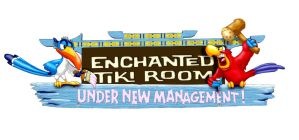 Tiki Room: Under New Management (Illustrated) by UncleLaurence