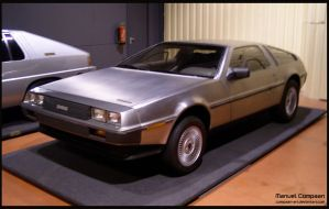 1981 Delorean DMC-12 by compaan-art