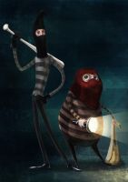 Robbers by LyntonLevengood