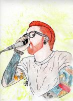 Matty Mullins by TaylorBeScared