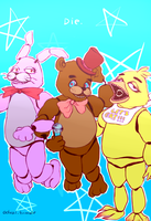 Five Nights at Freddy's by Wutanfall