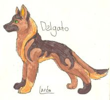Request - Delgato by Tylar-I