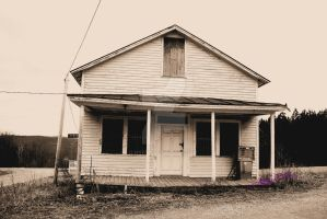 Old Store by shootphotos