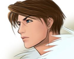 doodle - Squall by NaSyu