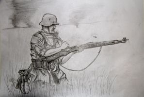 OLD WORK - Wehrmacht by APCR