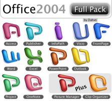 Office 2004 Full Pack by dahvn