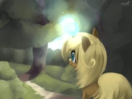 from darkness into light by Forgun