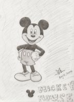 Mickey Mouse by ProjectDisney