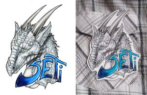 Seti Badge by Natoli