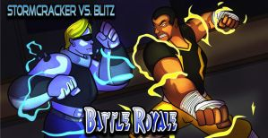 DU Battle Royale #15 by mja42x