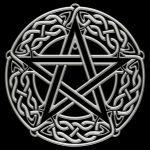 Celtic Pentagram / Pentacle by chrome-dreaming