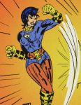 Female Omac by JTF3