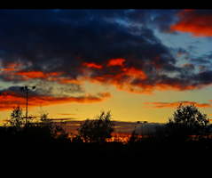 Friday The 13th Sunset -2- by IoannisCleary