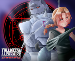 Edward And Alphonse Elric: Fullmetal Alchemist by GenerallyUnamused