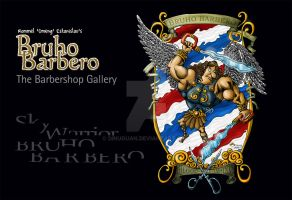 Bruho Barbero Sky Warrior by Dinuguan