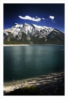 Lake Minnewanka by craig-352