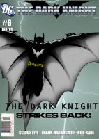 CC THE DARK KNIGHT No6 by FAH3