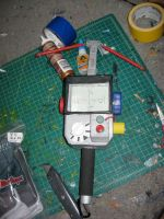 Real Ghostbusters: PKE Meter by AngstyGuy