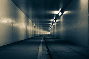 Duotone tunnel by powerssk8