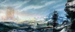 Forlorn Plains 3 by Brollonks