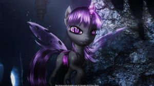 Changeling Twilight by PrinceOracle