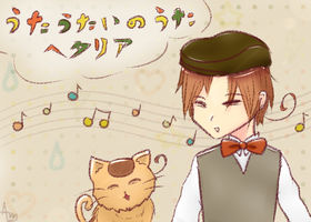 Hetalia: A Song I'd Like To Sing by AvalonMelody