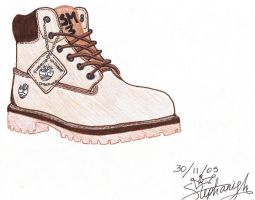 """Timbs"". by Kaypearl"