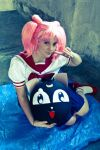 Chibiusa cosplay by MadHatter1993