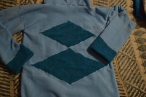 Glaceon hoodie stage 2 by ShelandryStudio