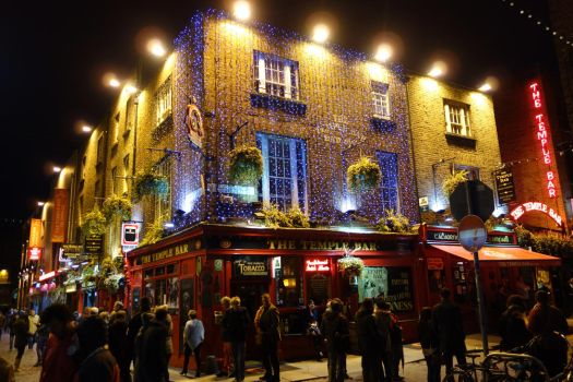Temple Bar by hsp1337