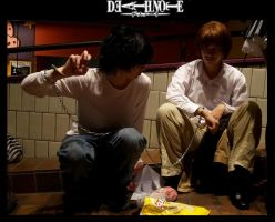 Death Note: Tension by Pyroluminescence
